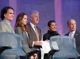 Clinton & Buffetts