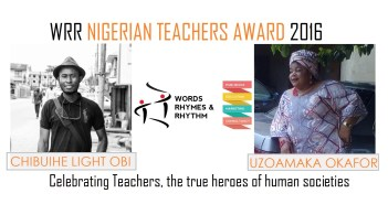 WRR-NIGERIAN TEACHERS AWARD 2016
