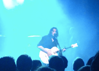 "Adam Granduciel in the Spotlight for ""Suffering"""