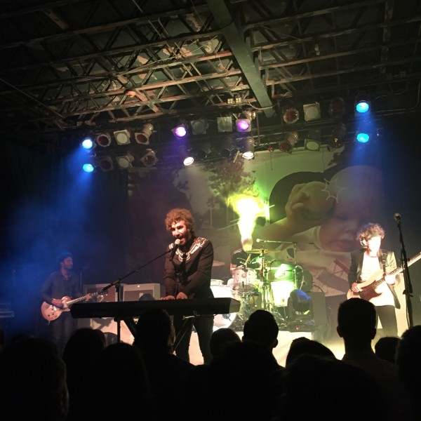 Last night Smallpools played Exit/In for the second time in the past six months, this time promoting their new album LOVETAP!