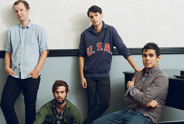 Vampire Weekend in its true form as we always knew it. RIP. (Image courtesy of Rolling Stone)