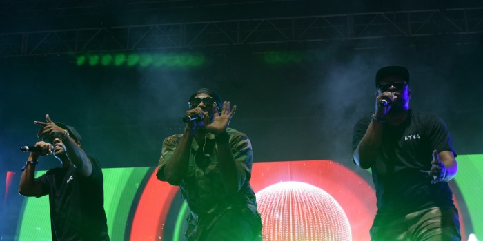 Pitchfork Music Festival Saturday Highlights: A Tribe Called Quest, Angel Olsen, & More