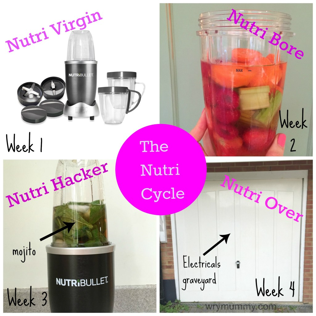 The Nutri Cycle Collage