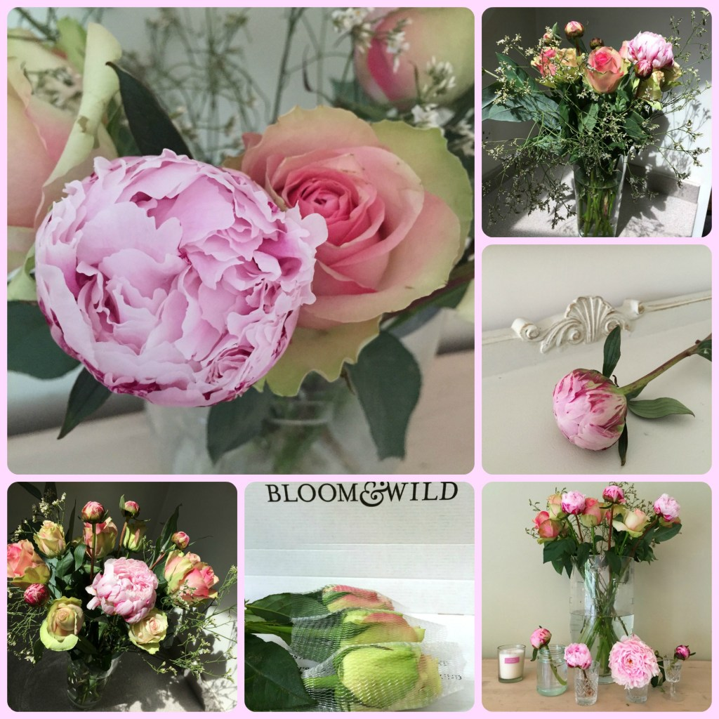 Eliza bouquets Collage