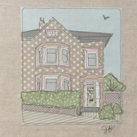 Little Foundry house portrait