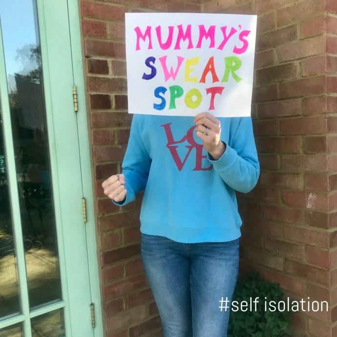 mummy's swear spot