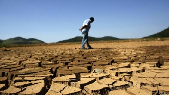 Brasil sente os efeitos das altas temperaturas e de chuvas insuficientes