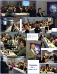 collage of CRC 2017 conference