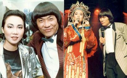 蘇芮 趙可馨 豬哥亮早期秀場 跟很多明星合作