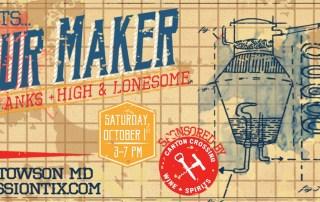 Meet Your Maker Maryland Distillery Showcase
