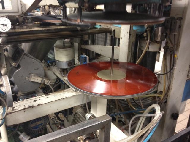 It's not all black vinyl
