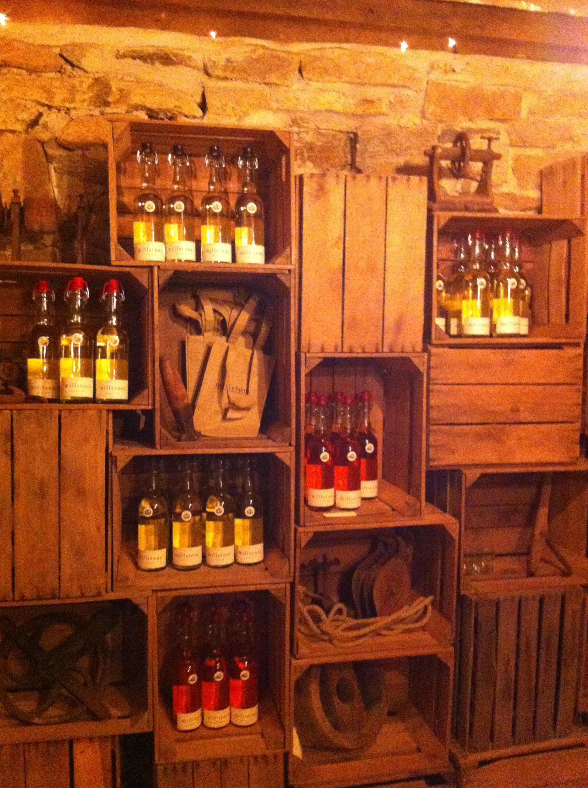 Bottles of Cider on the Wall