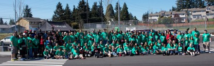 Make Change Happen: Thousands of Washington Comcasters will Volunteer at 13 Locations for Comcast Cares Day 2013