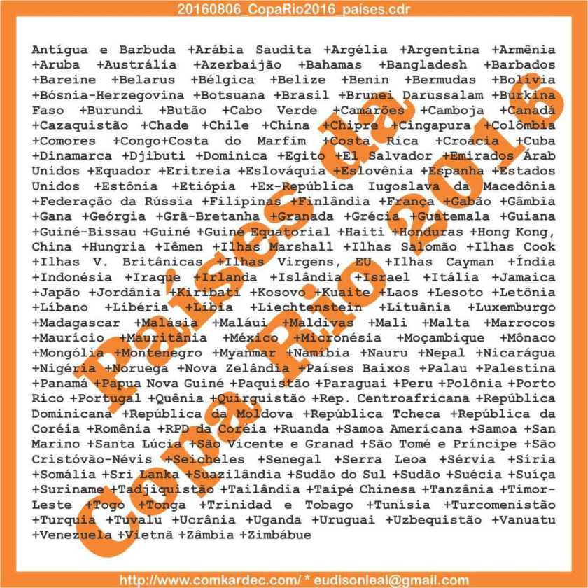 20160806_CopaRio2016_países