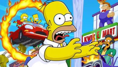 Photo of A Sequel To 'The Simpsons: Hit & Run' Was Once In The Works