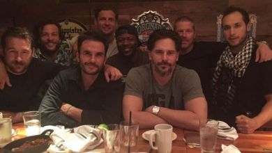 Photo of Liverpool actor Barry Sloane shares photos from Six set with Magic Mike's Joe Manganiello