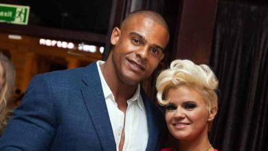 Photo of Tributes to Kerry Katona's ex George Kay following his shock death aged just 39