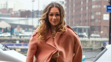 Photo of Rebecca Ferguson says her mum is her Superwoman as she plans her future