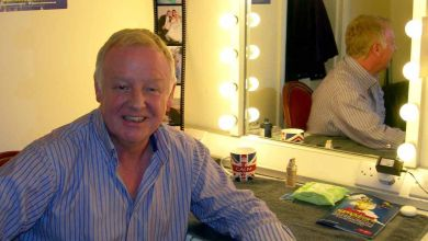 Photo of Les Dennis talks about his career as he celebrates being 60