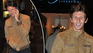 Photo of Towie's Jake Hall partied in Liverpool at the weekend