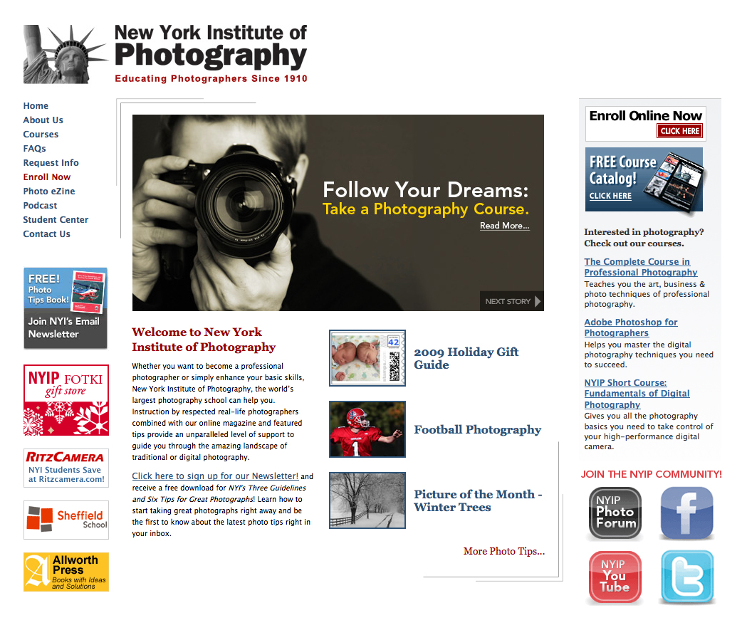 Affordable New York Institute New York Institute Photography Celebrates Years Photography Cost Photography Courses New York Institute Photography Web Site New York Institute dpreview New York Institute Of Photography