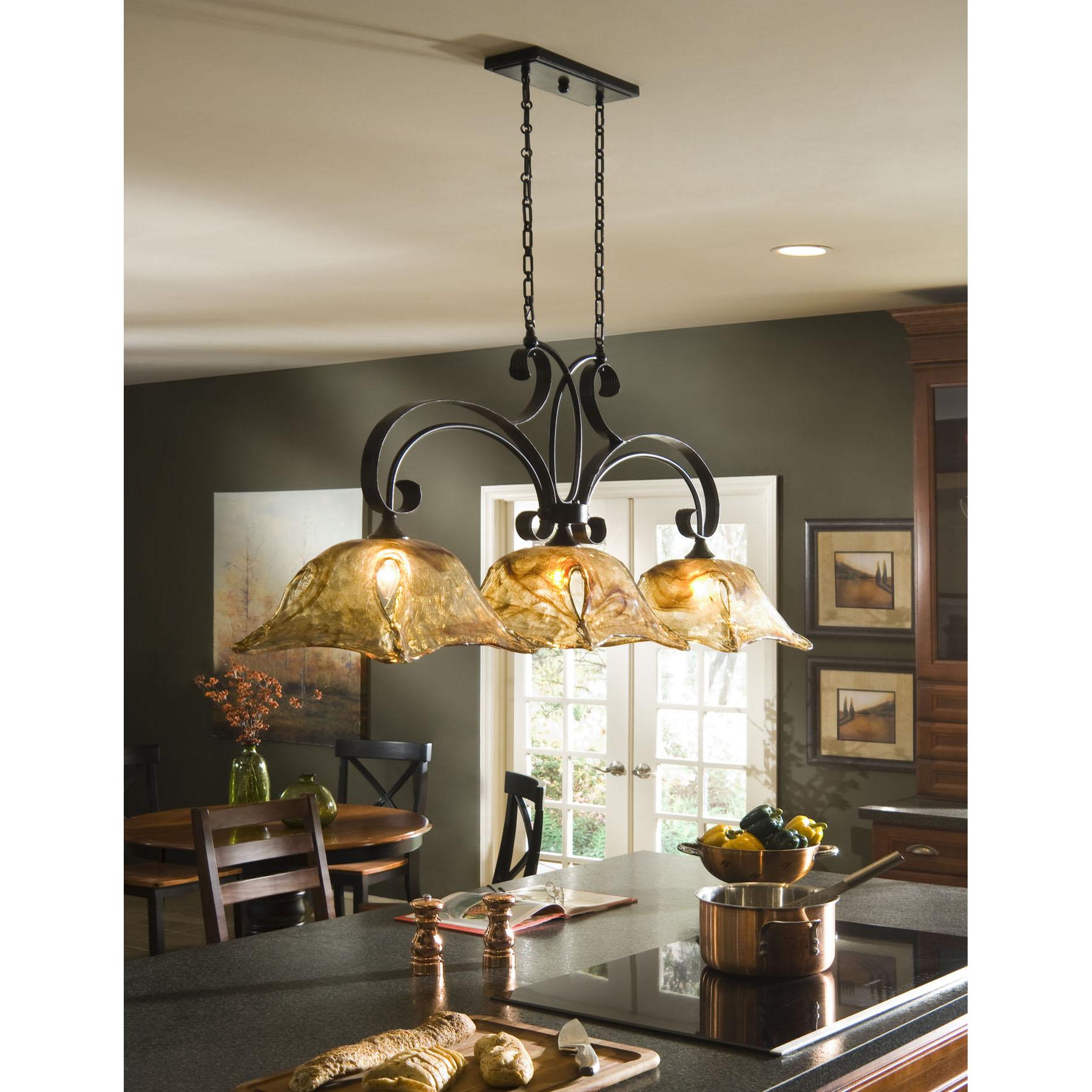 kitchen light fixtures kitchen island light uttermost vetraio 3 lt kitchen island lighting fixtures