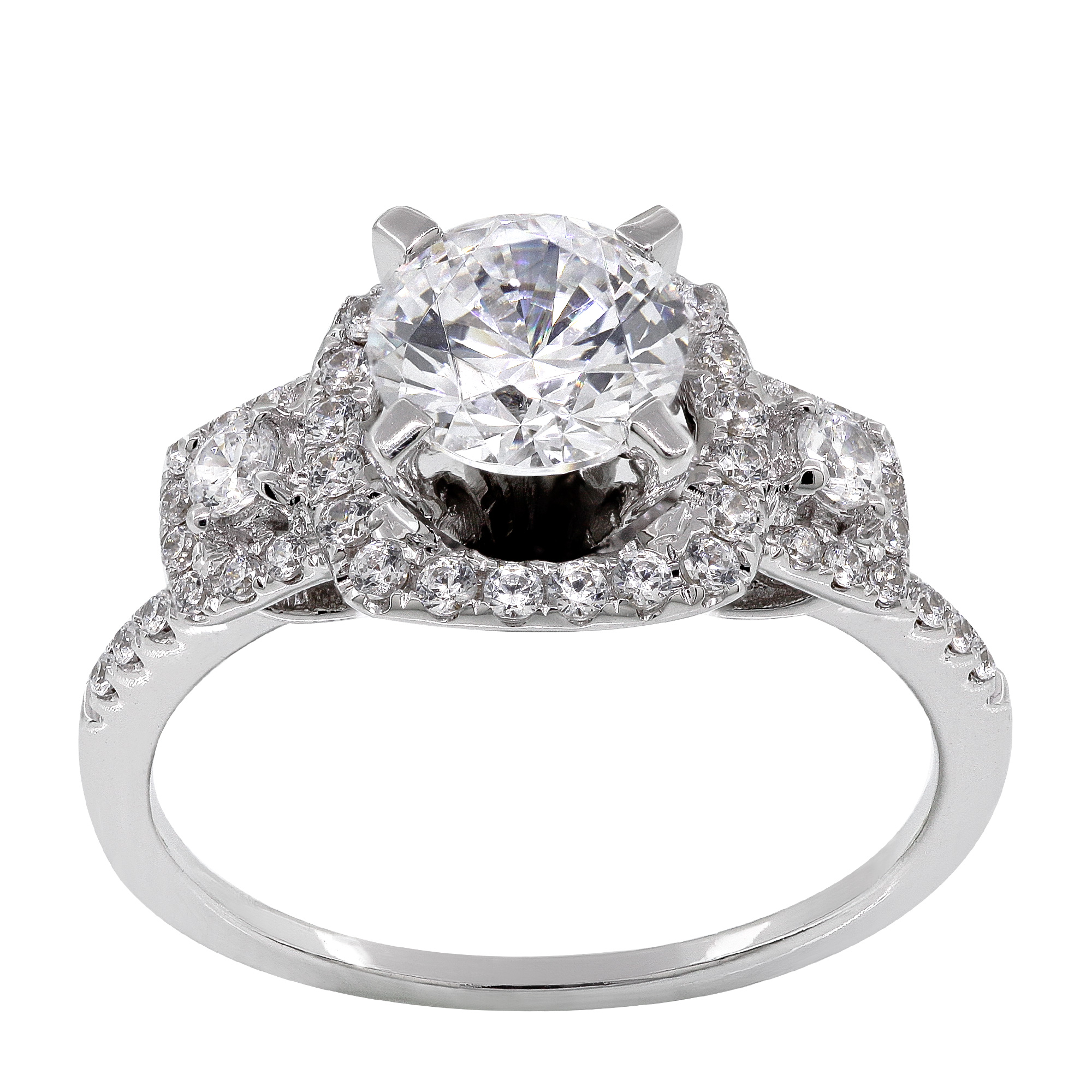 prweb cheap real wedding rings Diamond Nexus New Engagement Rings Offer Petite LooksDiamond Nexus Tabitha Engagement Ring man made diamond affordable engagement ring