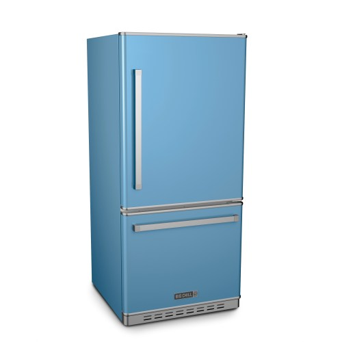 Medium Crop Of Big Chill Refrigerator