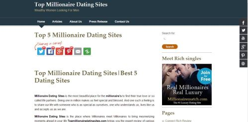 top millionaire dating sites - 3