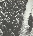 Captured US GI's 'Battle of the Bulge'