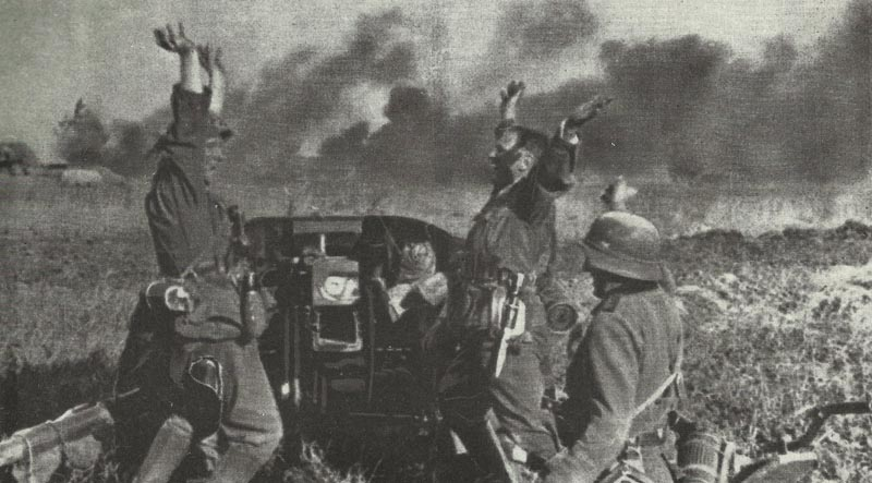Performance on the Russian Front