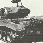 M26E1 with T54 gun