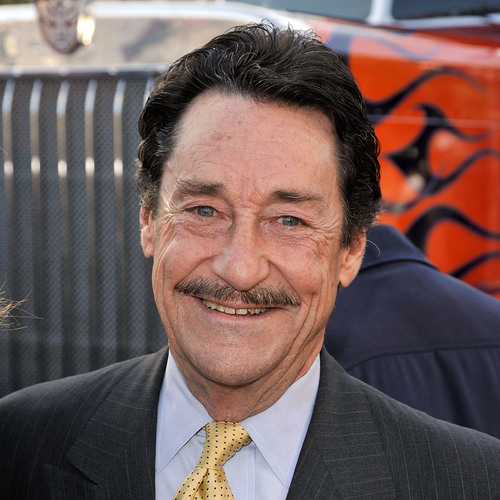 Voice actor Peter Cullen arrives at the premiere of Transformers: Revenge of the Fallen in June 2009.