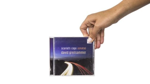 David Greilsammer, <em>Scarlatti/Cage: Sonatas</em>