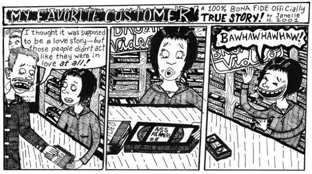 """My Favorite Customer,"" by Hessig. From 2001"