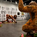 'Alien She' Exhibit Explores the Connection Between Punk Rock and Fine Art