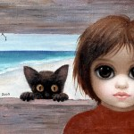 Video: Margaret Keane, the Painter Behind Tim Burton's 'Big Eyes'