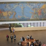 Giant 100-Year Old Mural Unveiled at de Young