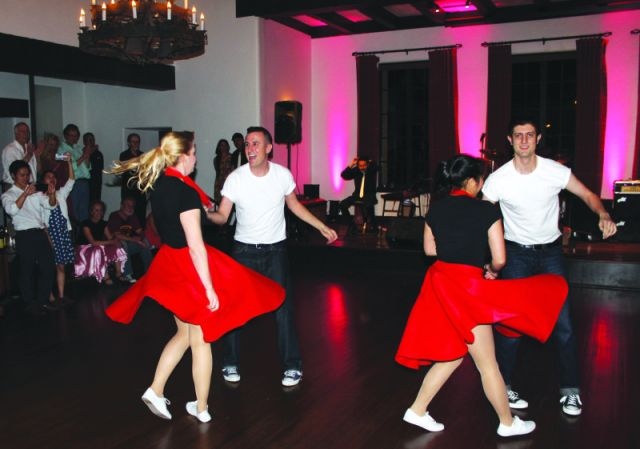 Valentines Day Sock Hop presented by The Presidio Trust