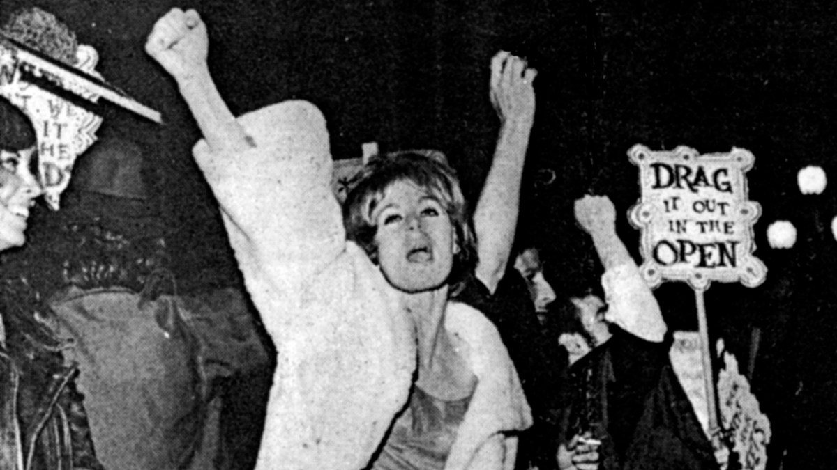 The Night That Trans Women Rioted for Their Rights at a Tenderloin Cafeteria
