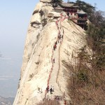 Tea, Tao and Tourists: China's Mount Hua Is Three-Part Harmony