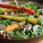 Springtime Vegetable Ragout!