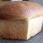 Recipe: Homemade Whole-Wheat Honey Sandwich Bread