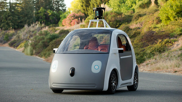 Small, self driving taxis could be economically feasible and dramatically reduce greenhouse gas emissions, according to a new study.
