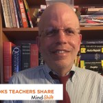 Books Teachers Share: Larry Ferlazzo and Rules for Radicals