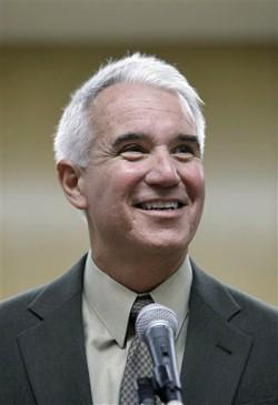 San Francisco District Attorney George Gascon