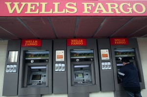 Wells Fargo branch in San Francisco. (Justin Sullivan/Getty Images)