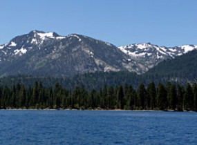 Lake Tahoe (Lauren Sommer)