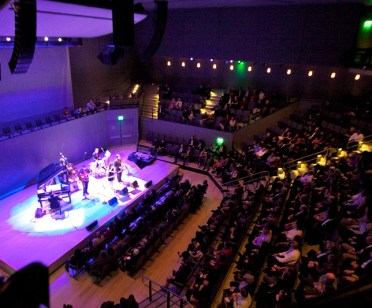 The SFJAZZ Center on opening day (NPR)
