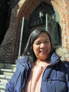 Trish Sadaya (Aarti Shahani)